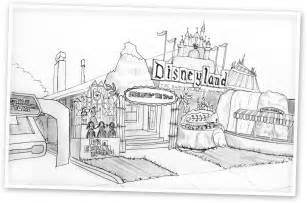 disneyland coloring pages download print free