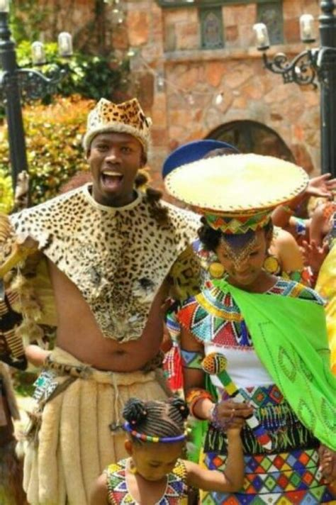Zulu Wedding Album by Zulu Groom And Flowergirl Traditional Weddings