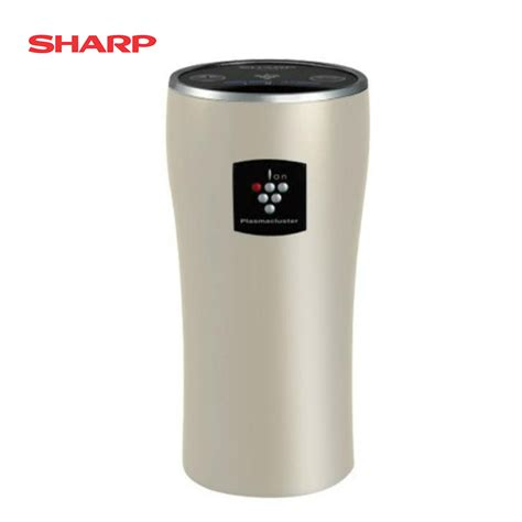 Sharp Car Air Purifier Ig Dc2y sharp car air purifier ig dc2y n gold elevenia