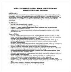 Description For A Pediatric by Registered Description Template 9 Free Word Pdf Format Free Premium