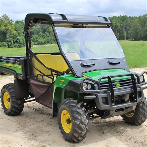 deere gator accessories deere gator vented acrylic windshield for xuv 625i