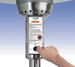 All Pro Patio Heater All Pro Patio Heater Vanguard All Pro Ultimate Comfort Table Top Patio Heater Shopperschoice