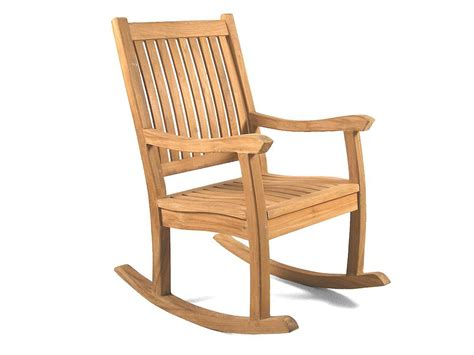 Rocking Garden Chair Kensington Teak Rocking Chair Grade A Teak Furniture