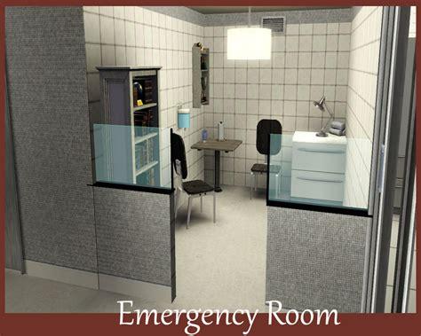 bridgeport hospital emergency room mod the sims bridgeport general hospital no cc