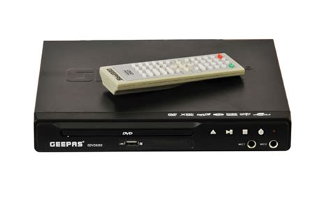 geepas dvd player video format entertainment dvd player gdvd6283 geepas for you