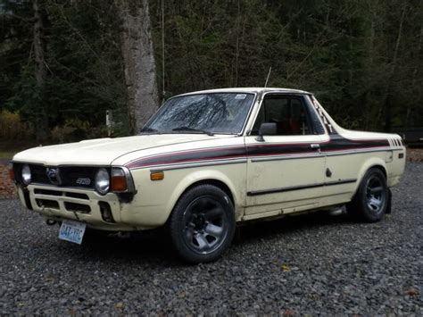 brat car lifted 21 best subaru brat images on japanese cars