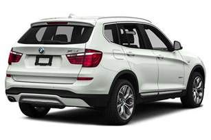 Bmw X3 Price New 2016 Bmw X3 Price Photos Reviews Safety Ratings