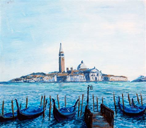 blue guide venice blue jonathan lamb contemporary paintings of italy paintings of tuscany and paintings of venice