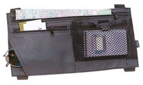 Car Sun Visor Bag Organizer sun visor storage car mesh pocket vehicle truck