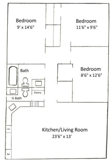 3 Bedroom Floor Plan Amazing Best 3 Bedroom Floor Plan Best Home Design Luxury Lcxzz Design 3bedroom Floor Plans Pic