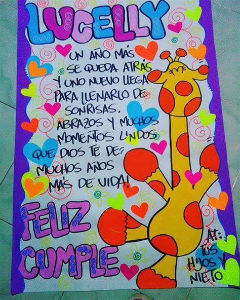 pancarta de amor amistad y feliz cumplea 241 os posot class las 25 mejores ideas sobre carteleras de cumplea 241 os en