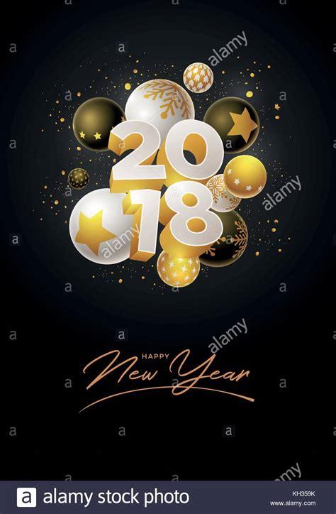 new year 2018 web design stockfotos new year 2018 web new year 2018 vector vectors stockfotos new year 2018