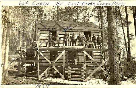 Lost River Cabins by Lost River State Park Cabin Clio