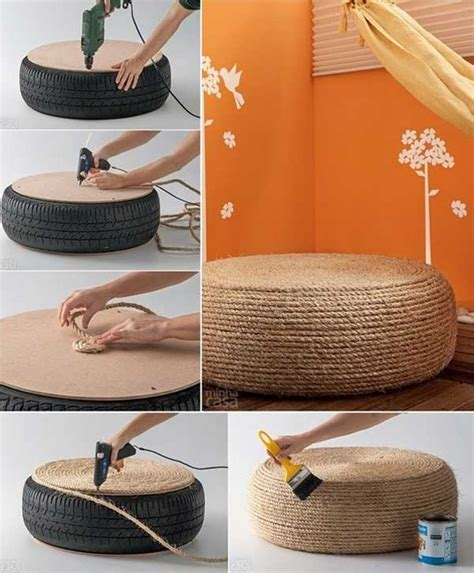 34 fantastic diy home decor ideas with rope ikea decora