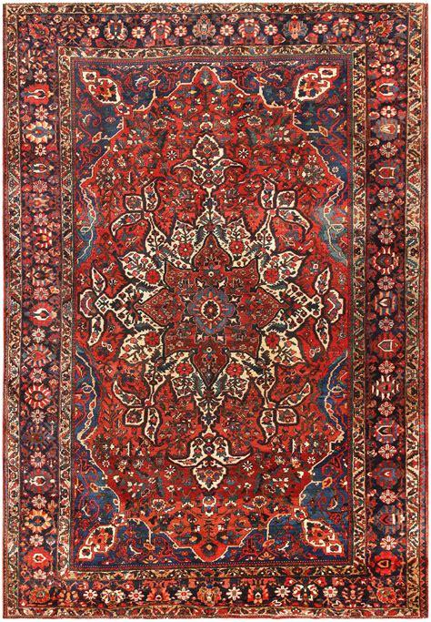Bakhtiari Rug Antique Persian Bakhtiari Carpet 46836 Bakhtiari Rug