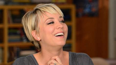 penny big bang theory short hair why three very big secrets from the set of the big bang