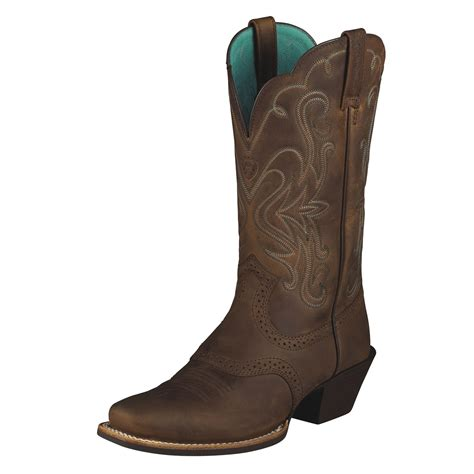 brown womans boots pungo ridge ariat s legend boots distressed
