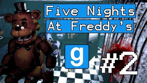 free five nights at freddy s garry s mod game garry s mod five nights at freddy s 2 2 med fattoni665