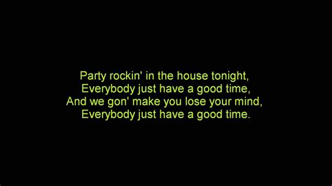 party rockers in the house tonight lmfao party rock anthem feat lauren bennet goonrock