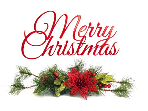 merry christmas script metal sign red  christmas
