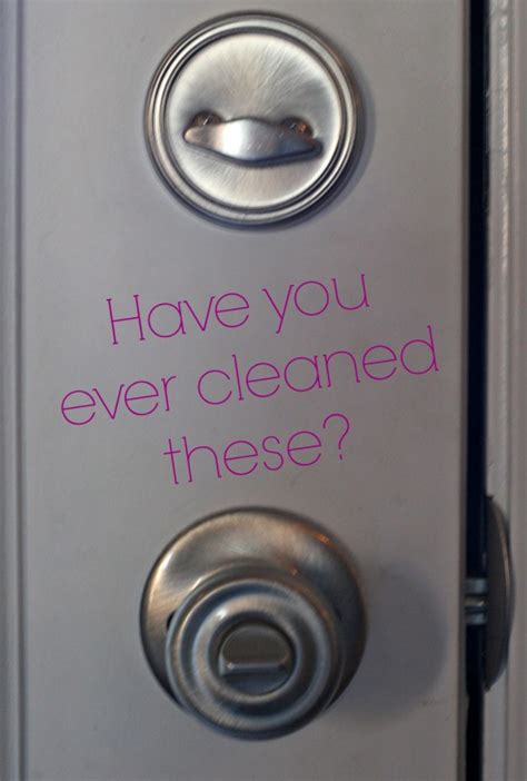 Cleaning Door Knobs by Clean Light Switches Handles And Door Knobs
