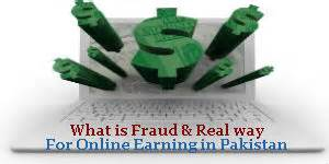 Make Money Online Pakistan - do you know make money online in pakistan is real or scam odosta inc