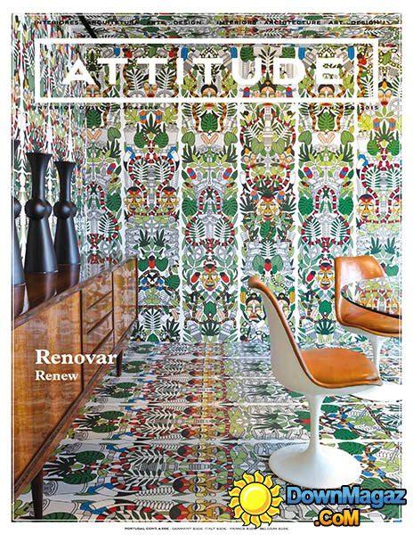 interior design editorial calendar 2015 attitude interior design january february 2015