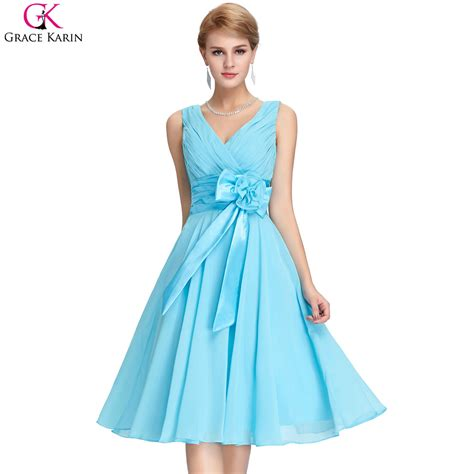 Dress Grace Dress Grace grace karin aqua blue purple bridesmaid dresses 2017 chiffon dress lilac chagne plus size