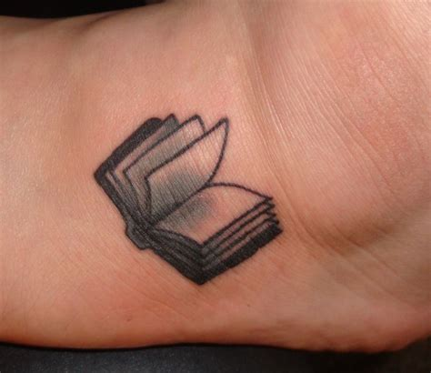 small book tattoo best 25 open book ideas on book