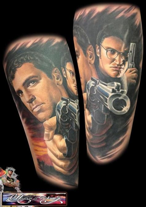 tattoos by randy 192 best images about horror tattoos on