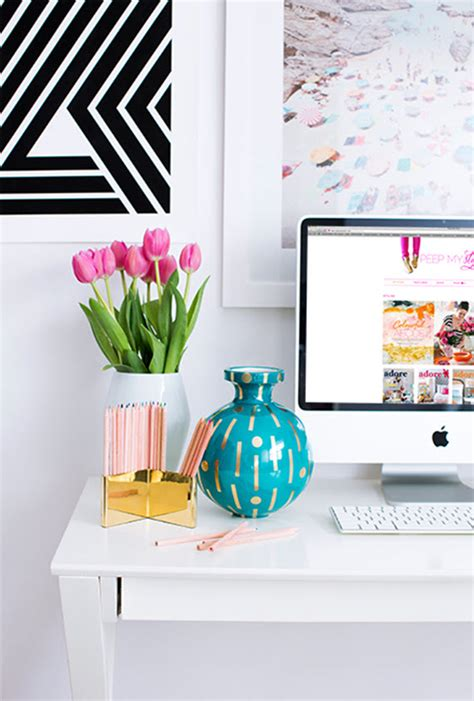 Home Office Decor Ideas Fresh Chic Work Spaces