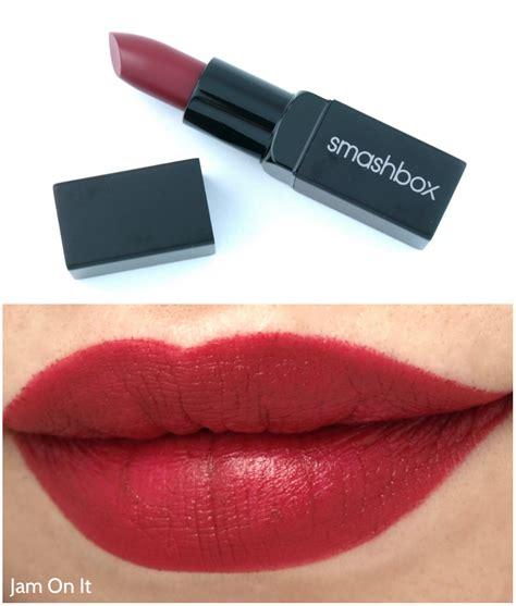 Lipstik Jelly smashbox insta matte lipstick transformer quot get fired