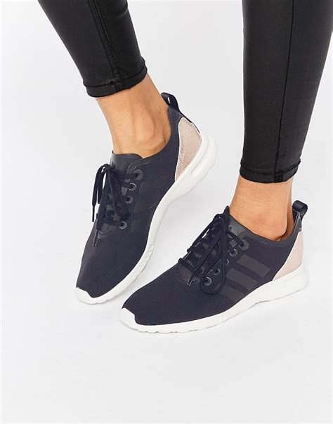 black and gold adidas sneakers simple adidas originals zx flux smooth black gold