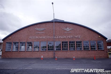 newport pagnell aston martin aston martin works the power of heritage speedhunters