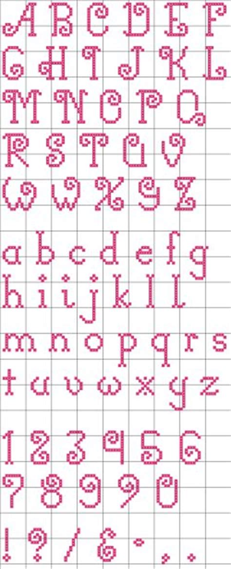 pattern writing alphabets perler beads on pinterest alpha patterns hama beads and