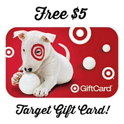 Target Gift Card Free - target free 5 target gift card offer on kellogg s dr pepper mojosavings com