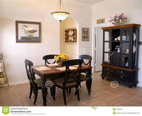 Pad For Dining Room Table by Middle Class Dining Room Jpg Stock Image Image 4283315