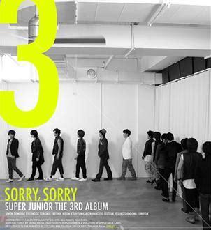 Cd Junior Show 3 Asia Tour sorry sorry