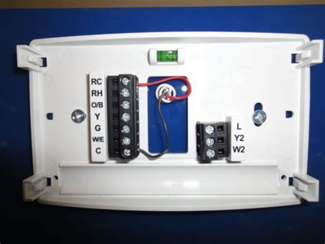 white rodgers thermostat wiring diagram comfort air wiring