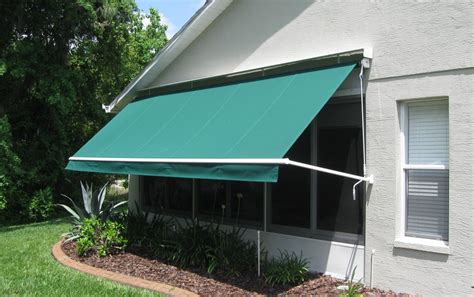 Retractable Motorized Awnings Retractable Awning Residential Gallery