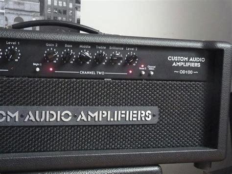 format audio standard custom audio electronics od 50 standard plus image