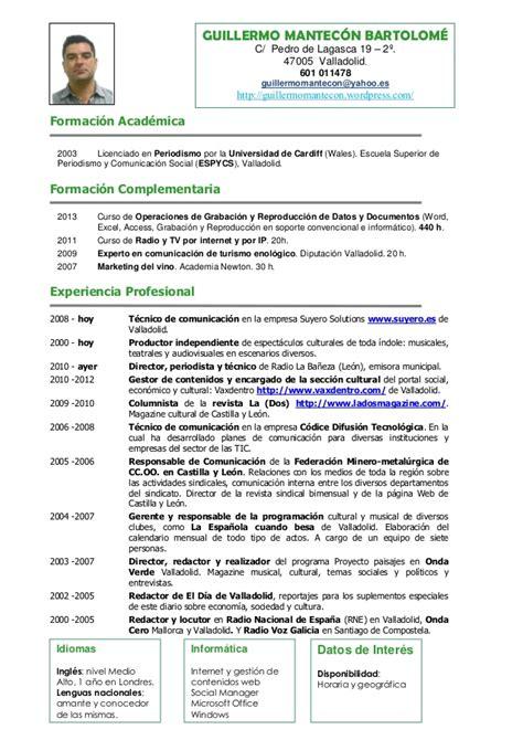 Plantilla De Curriculum Vitae De Abogado Microsoft Word Ok C V