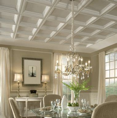 Residential Ceiling Systems by Coffered Ceiling Ceilings Armstrong Residential