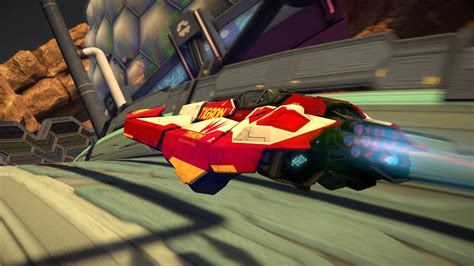 Wipeout Omega Collection Ps4 wipeout omega collection trailer de gameplay sur ps4 pro