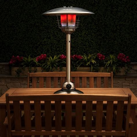 Restaurant Patio Heaters Outdoor Fireplaces To Heat Up Winter Nights Junk Mail
