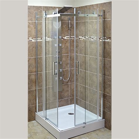 Glass Shower Toronto by Showerhouse Frame Less Glass Showers Shower Sliding
