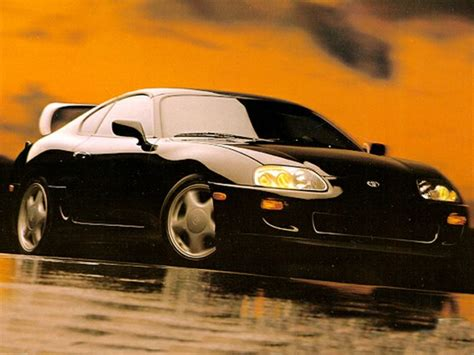 Toyota Supra Mpg 1995 Toyota Supra Specs Safety Rating Mpg Carsdirect