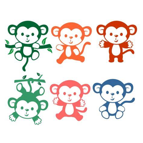 And Baby Whale Cuttable Design - monkey cuttable design