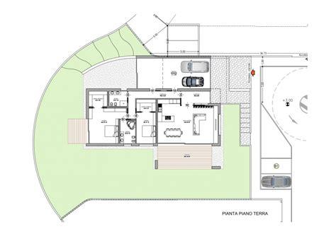 pianta casa unifamiliare progettazione edifici residenziali e civili studio pasin