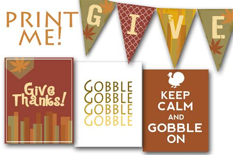 printable free thanksgiving banner thanksgiving free printables sassaby blog